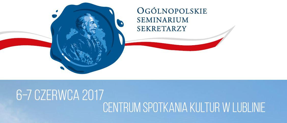 Seminarium Sekretarzy PCBC 2017